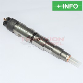 Inyector Diesel CR International MaxxForce MWM